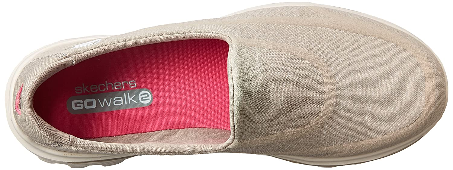 Skechers Performance Women's Go 2 Walk 2 Super Sock 2 Go Slip-On Walking Shoe B00HSICB7M 9.5 B(M) US|Old Taupe 08ea86