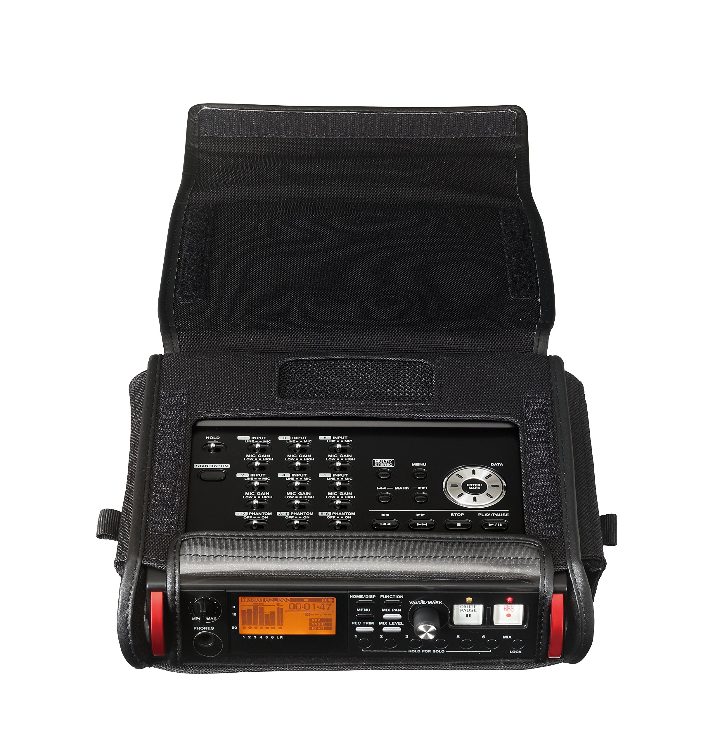 Tascam CS-DR680 Carrying Case for DR-680 And DR-680MKII Recorders