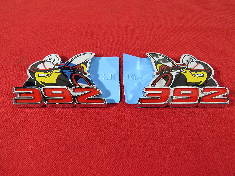dodge charger scat pack badges DODGE CHARGER SCATPACK 1 Emblem Right & Left Side NEW OEM MOPAR