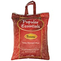 Popular Essentials Rozana Sona Masouri Rice, 5kg