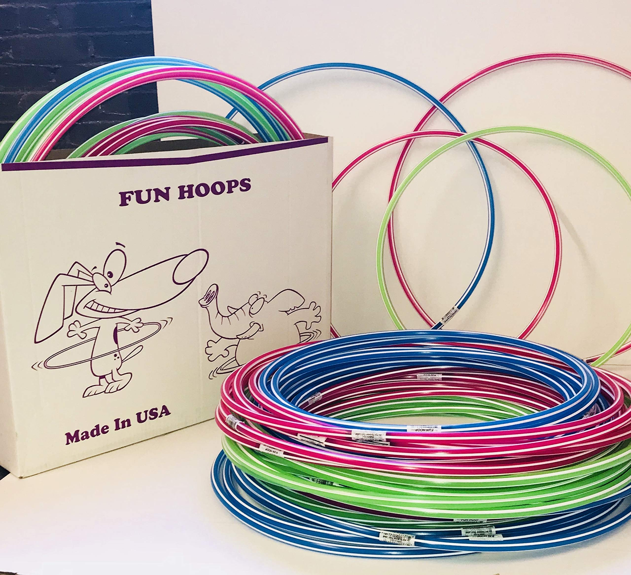 All American Products Now Hula Hoop Pack of 48 by All American Products Now