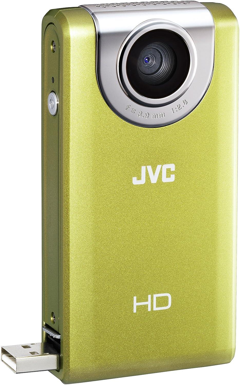 Amazon.com : JVC Picsio GC-FM-2 Pocket Video Camera (Yellow) NEWEST VERSION  : Camcorders : Camera & Photo
