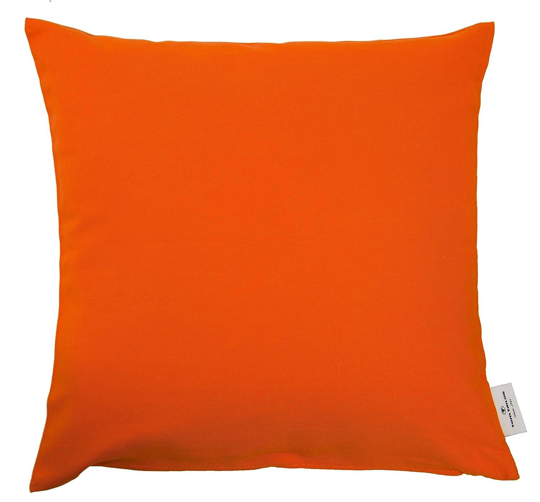 Colore: Arancione Tom Tailor 580731 50x50 cm Federa Senza Cuscino T-Dove