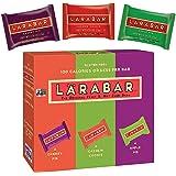 Larabar Minis Gluten Free Bar Variety Pack, Cherry Pie/Apple Pie/Cashew Cookie, .78 oz Bars (12 Count)