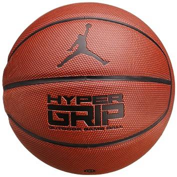 Ballon de basketball Jordan Hyper Grip MarronNoir