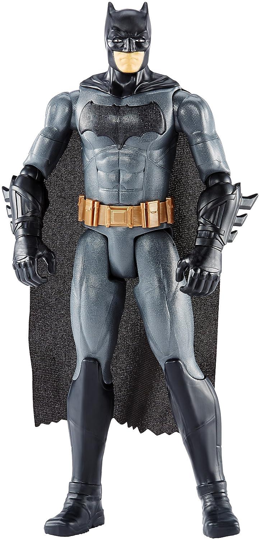 DC Justice League True-Moves Series Batman Figure, 12 12 Mattel FGG79