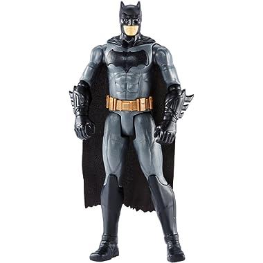 DC Justice League True-Moves Series Batman Figure, 12