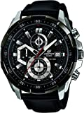 Casio Edifice Chronograph Black Dial Men's Watch - EFR-539L-1AVUDF (EX193)