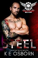 Steel (Satan's Savages MC Series Book 1)