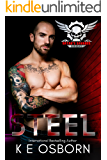 Steel (Satan's Savages MC Series Book 1)
