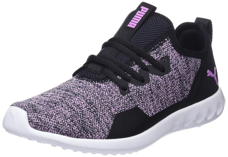 Puma Carson 2 X Knit Wn's, Zapatillas de Entrenamiento para Mujer 36 EU|Negro (Puma Black-orchid 03)