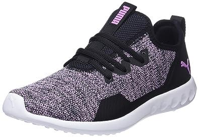 Puma Carson 2 X Knit Wns, Zapatillas de Entrenamiento para Mujer, Negro Black-