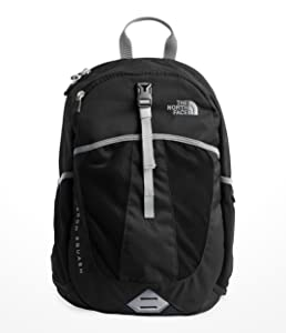 The North Face Youth Recon Squash Backpack, TNF Black/High Rise Grey