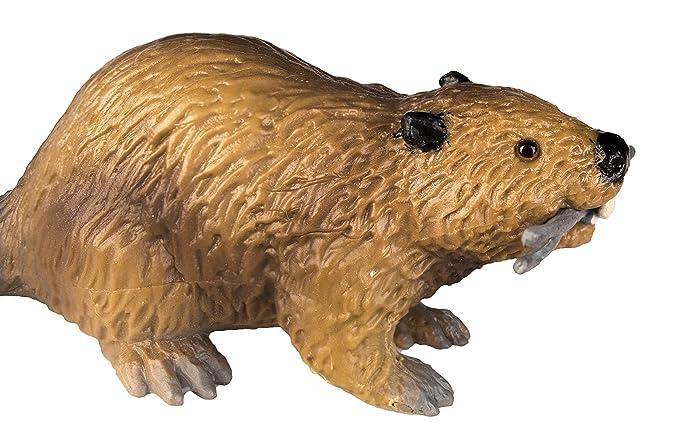 Beaver 10 cm Series Wild Animals North America Safari Ltd 283629