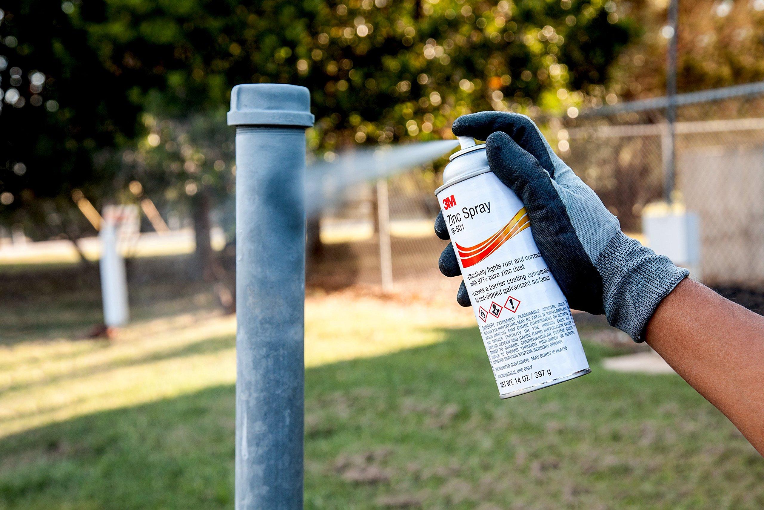 3M(TM) Zinc Spray 16-501, 16-oz Can