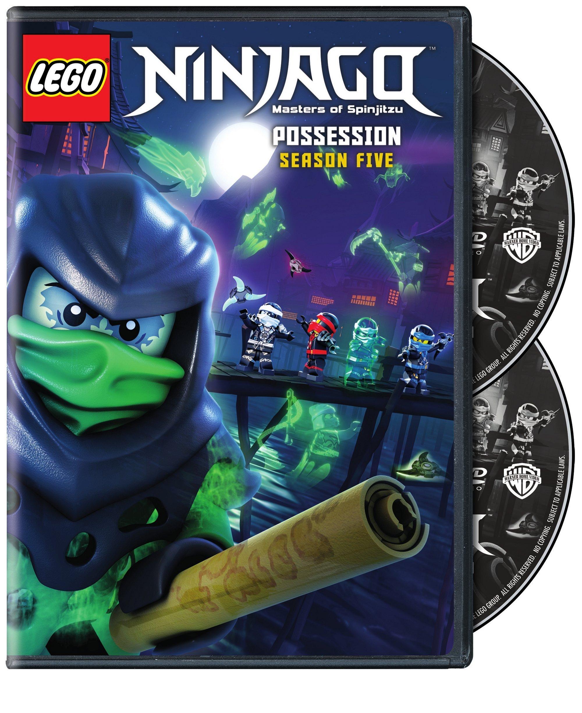 Lego Ninjago: Masters Of Spinjitzu - Season Five (Subtitled, Dolby, 2 Pack, 2PC)