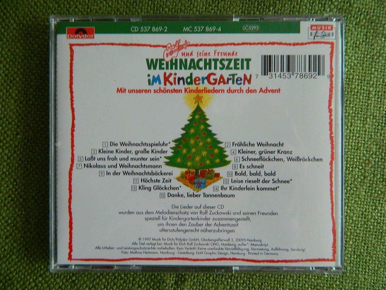 Danke Lieber Tannenbaum Text.Weihnachtszeit Im Kindergarten