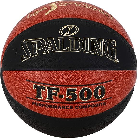 Spalding ACB-L.Endesa Tf500 Sz. 7 (76-287Z) Balón de Baloncesto ...