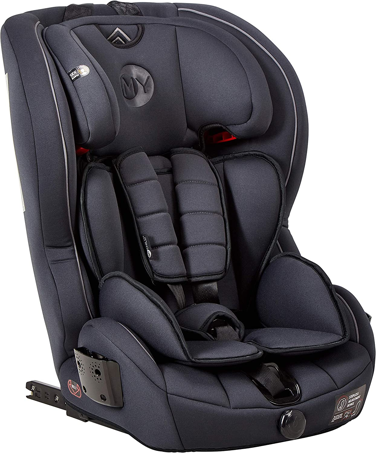 Mychild Stirling Group 123 ISOFIX Car