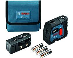 Nível laser de 5 pontos GPL 5 Bosch
