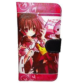 87048c5855 東方project 手帳型ケース スマホケース スマートフォンケース iphone6 カバー iphone ケース グッズ 東方プロジェクト 東方