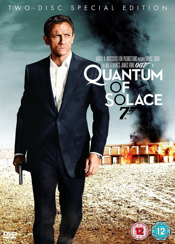Amazon.com: Quantum of Solace [2008] (2009) Daniel Craig; Olga ...