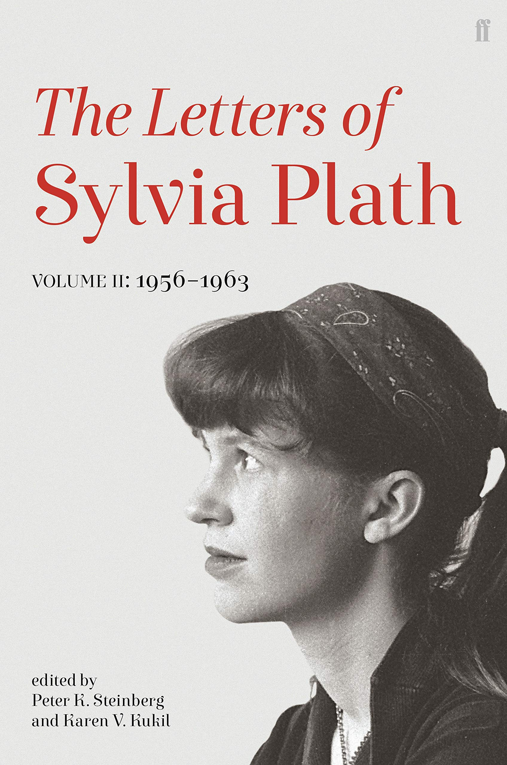 Image result for The Letters of Sylvia Plath: Volume II 1956-1963