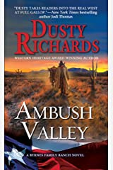 Ambush Valley (Byrnes Family Ranch series Book 5) Kindle Edition