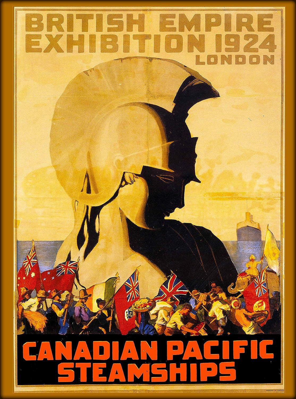 Amazon.com: 1924 Imperio Británico Exposición Londres ...