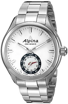 Amazoncom Alpina Mens ALSAQB Horological Smart Analog - Alpina watches price