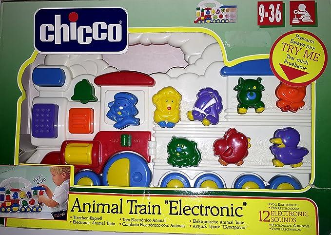 Buy Vintage Chicco Animal Train