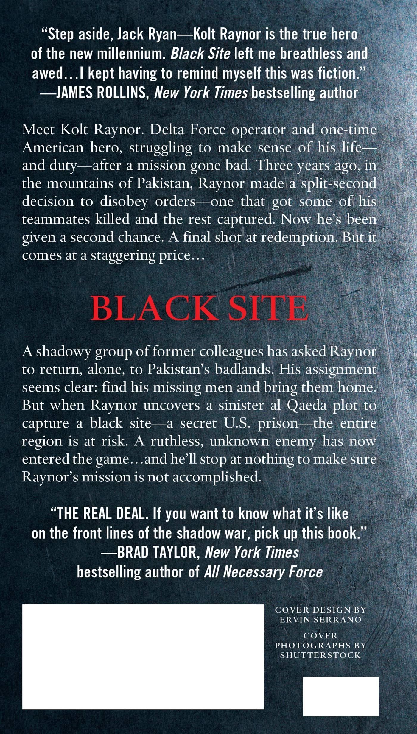 Amazon: Black Site: A Delta Force Novel (9781250014191): Dalton Fury:  Books