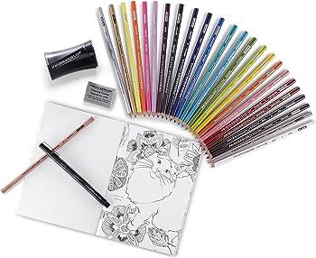 Prismacolor Premier Pencils Adult 29 Piece Coloring Kit