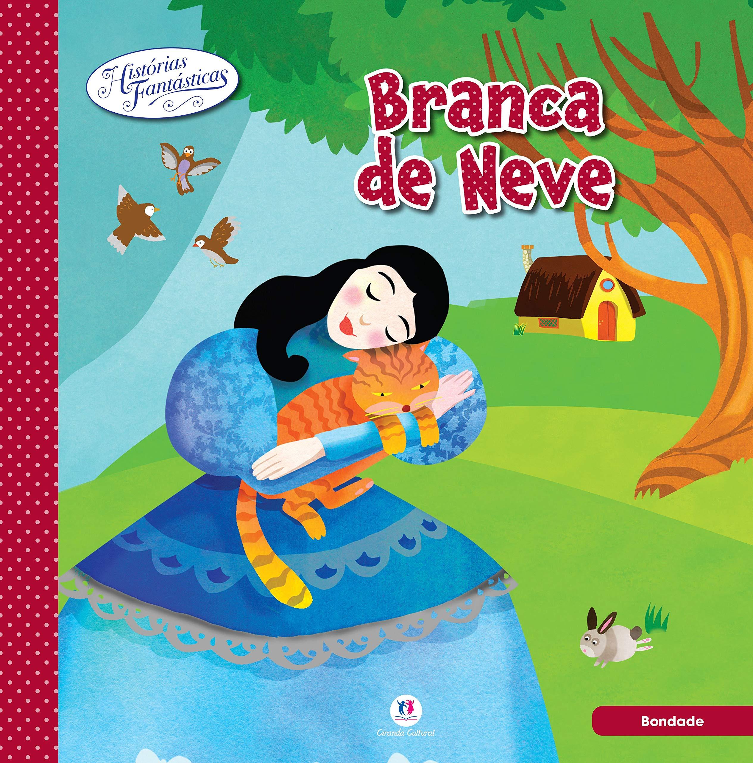 Branca De Neve Ciranda Cultural 9788538051824 Amazon Com Books