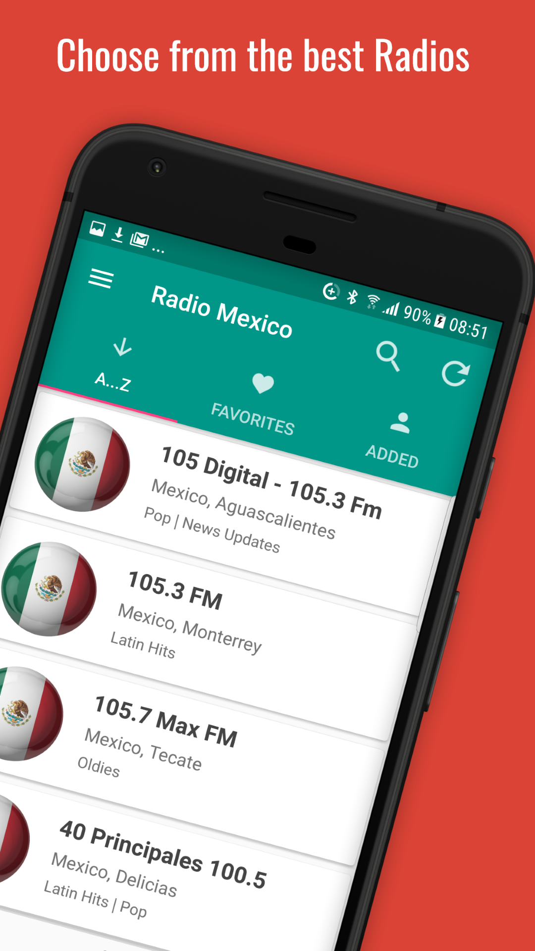 Gratis Radios de México: Amazon.es: Appstore para Android