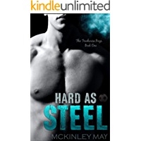 Hard As Steel: A College Sports Romance (The Treehouse Boys Book 1)