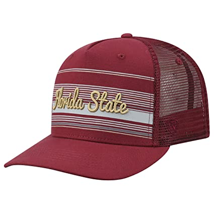 Image Unavailable. Image not available for. Color  Top of the World Florida  State Seminoles Official NCAA Adjustable 2Iron Trucker Mesh Hat ... 5089889fb33a
