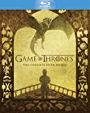 Game of Thrones - Season 5 [Blu-ray] [Region Free]