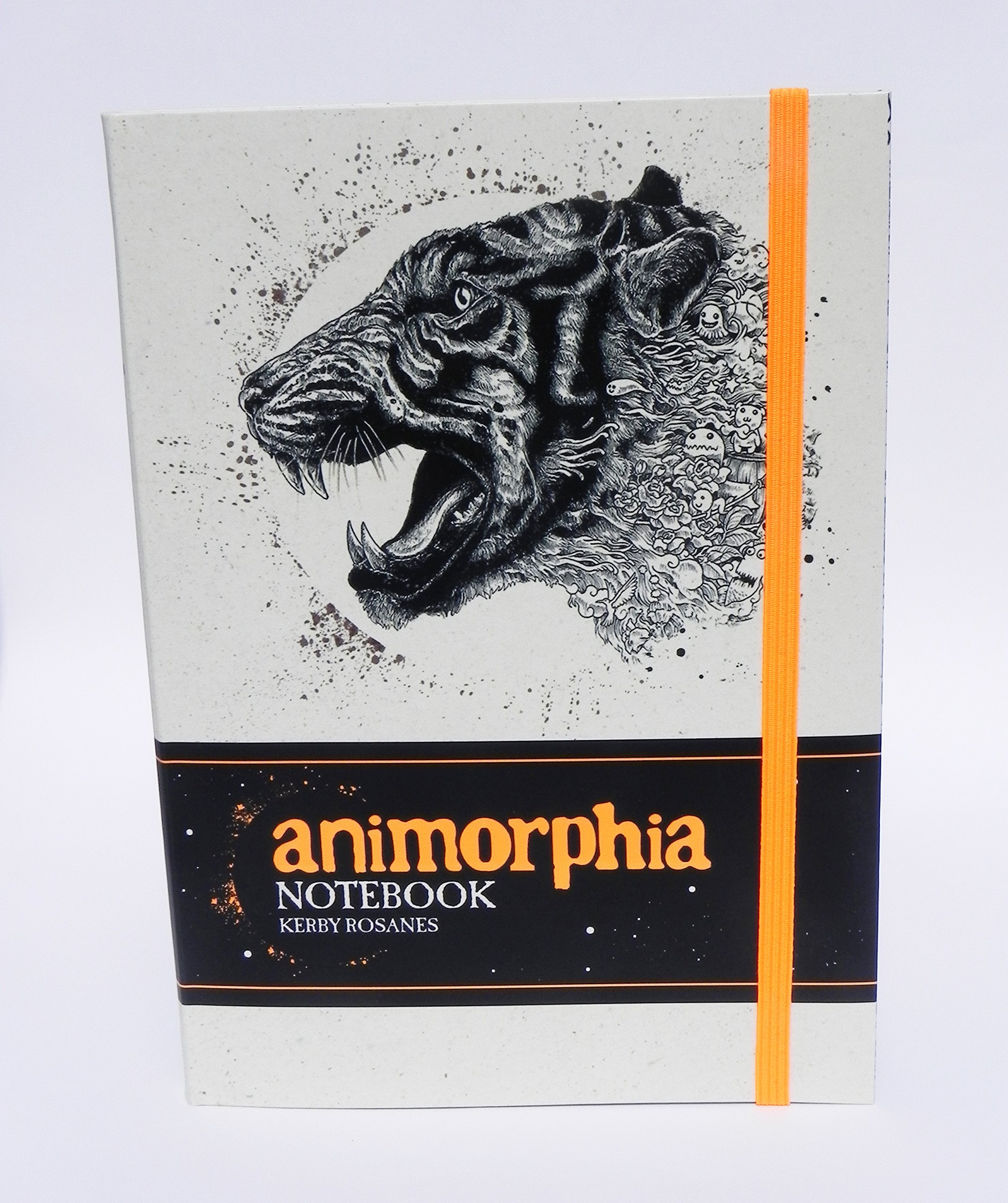 Animorphia Notebook Kerby Rosanes 9781910552230 Amazon Books