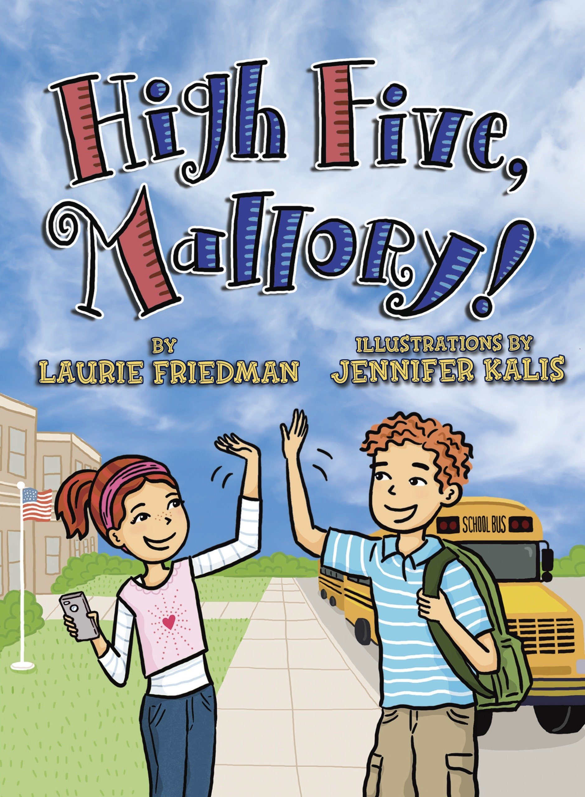 Read Online High Five, Mallory! ebook