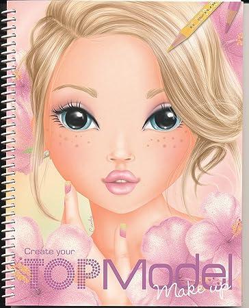 Amazon Com Stylemodel Makeup Kit Toys Games