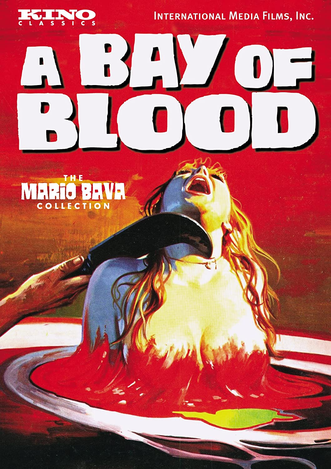 Bay of Blood: Kino Classics Remastered Edition