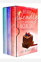 Berry Deadly Cozy Mysteries Box Set: Kylie Berry Mysteries Books 1 - 3 (Kylie Berry Mysteries Box Set) Kindle Edition