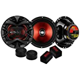 Amazon Price History for:BOSS Audio CH6CK 350 Watt (Per Pair), Component Car Speakers With Two 6.5 Inch Speakers, Two Tweeters and Two Crossovers