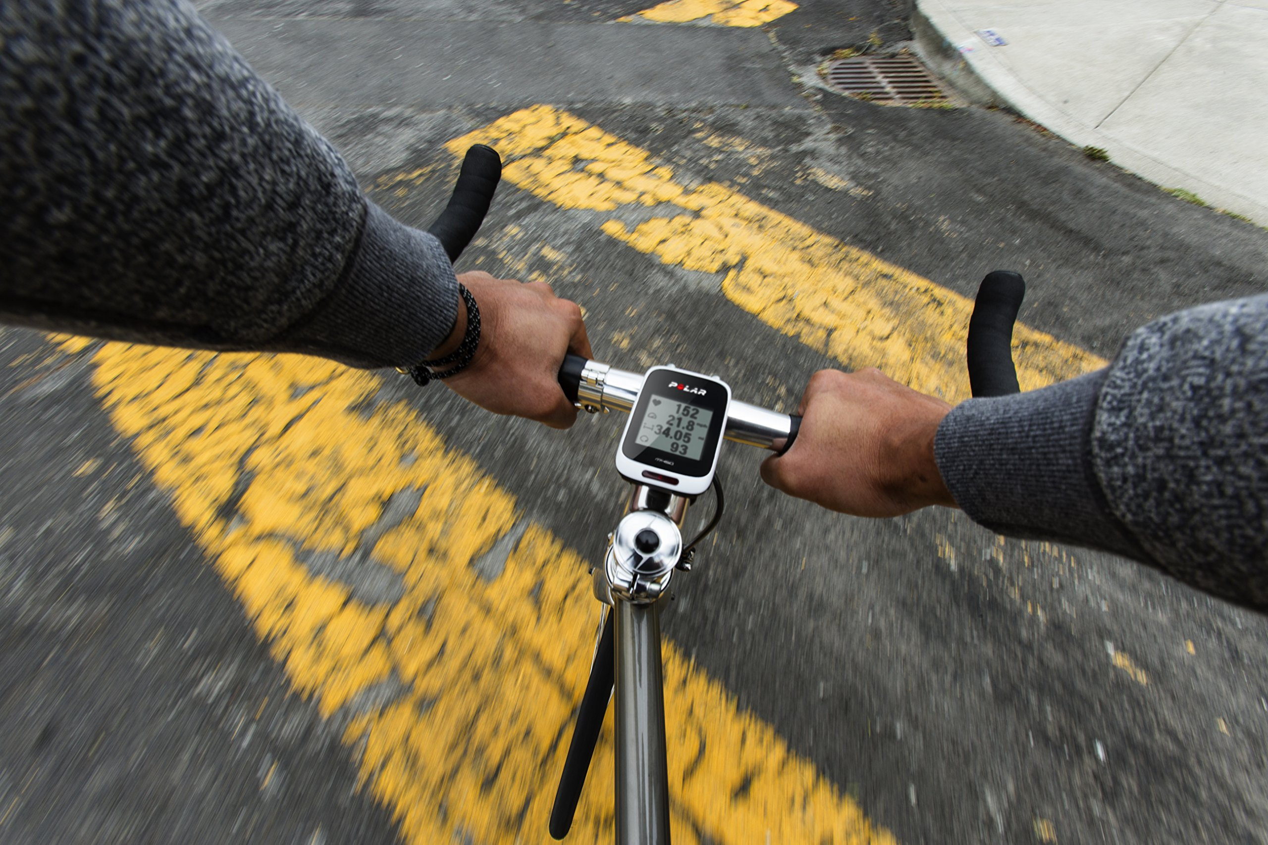 Polar M450 GPS Bike Computer with Heart Rate by Polar (Image #6)