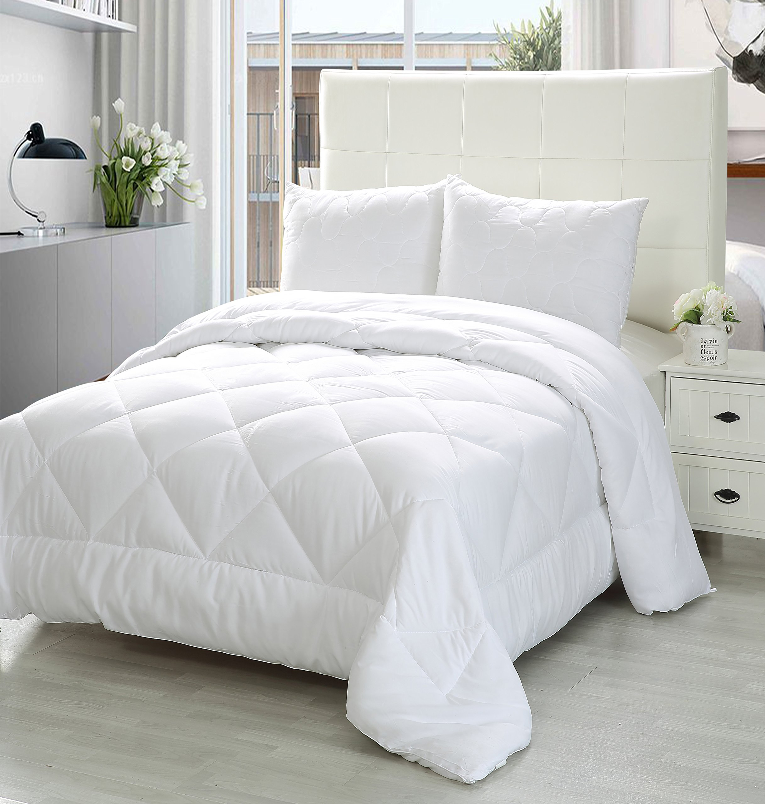 fill power a shipping to down today free buy cotton overstock woolrich product bath how comforter oversized bedding