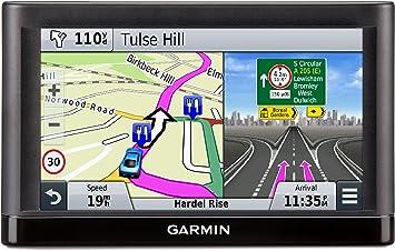 Garmin Nuvi 55 Satelliten Navigationssystem Mit Uk Und Ireland Karten Navigation