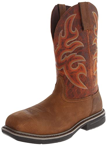 70bee1a7a9d Amazon.com | Wolverine Men's W10380 Roscoe-M | Boots