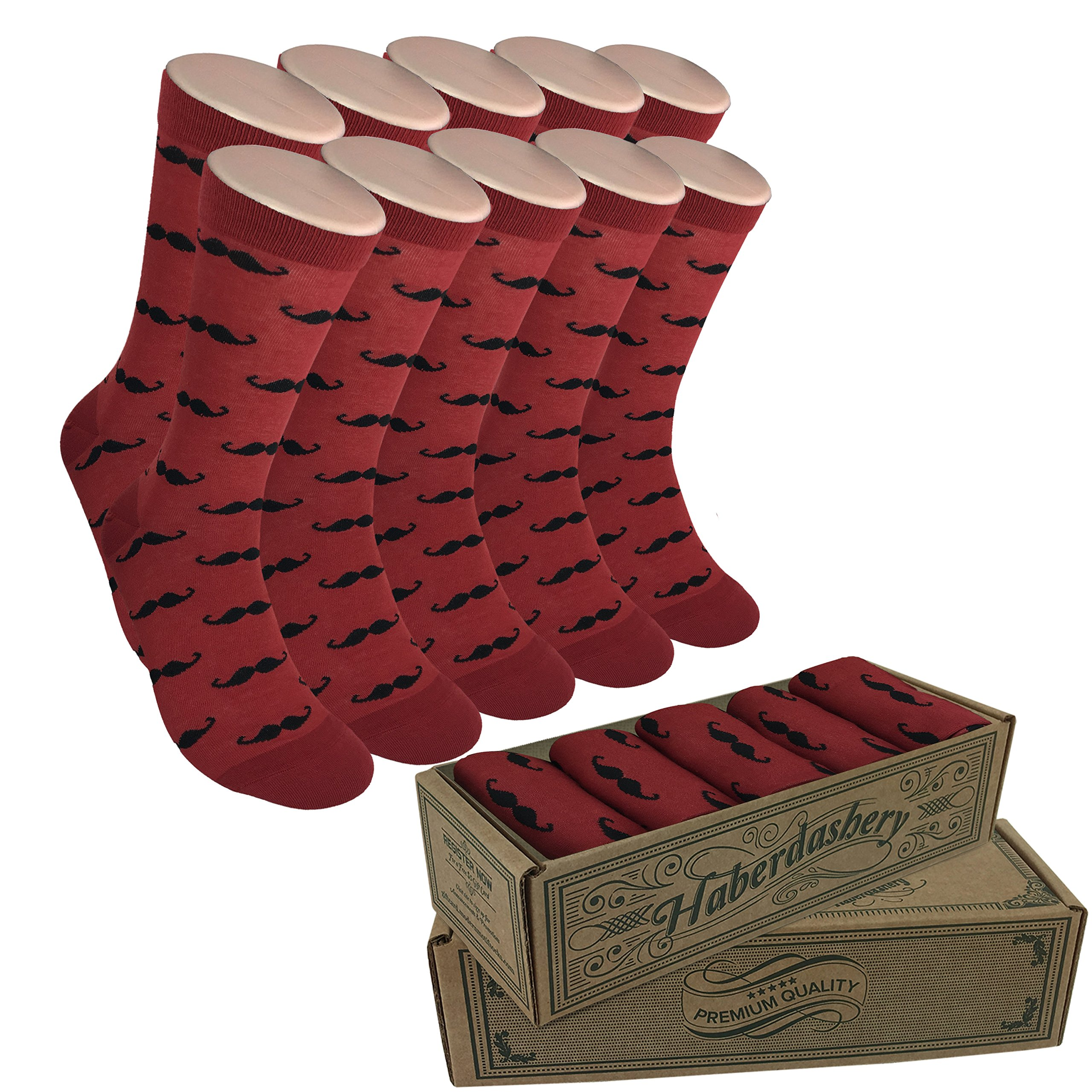 Men's Matching Dress Socks | Groomsmen Weddings Party Events | Gala 4 Collection