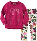 Amazon Price History for:Juicy Couture Girls' Tunic Legging Set